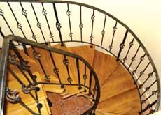 Кованные перила, лестницы